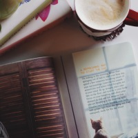 Coffee and Book  قهوة وكتاب ٫٫
